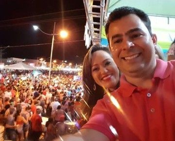 prefeito-eric-costa-e-a-primeira-dama-bruna-e1455144287297