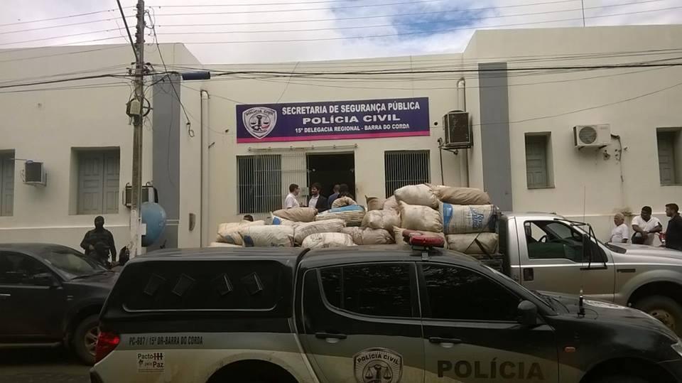 15940503 1731785520377274 8801700035475817341 n - Polícia de Barra do Corda, encontra mais de duas toneladas de maconha em aldeia - minuto barra