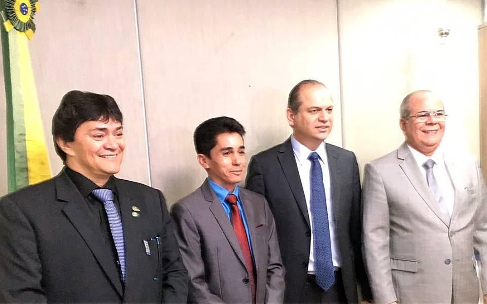 16387068 243503706106529 8941115027299433110 n - Prefeito Dr Nelson, se reúne em Brasília com Ministro da Saúde e deputado Hildo Rocha - minuto barra