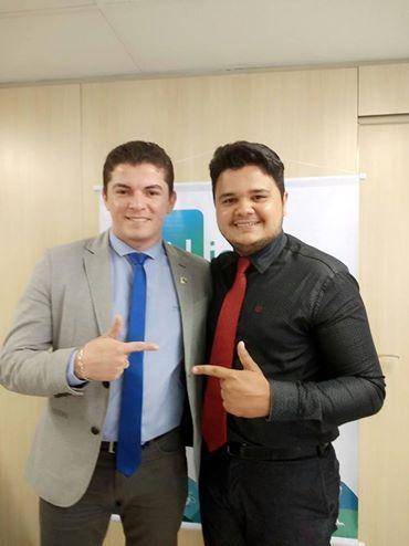 16473079 1742534429302383 6766912402966057276 n - Vereador Denis Nascimento, é recebido em Brasília pelo Secretário Nacional da Juventude - minuto barra