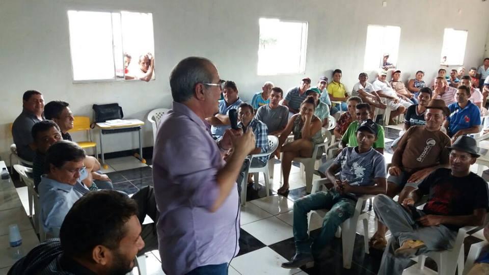 16602802 1746095585612934 9128700637204429946 n - Deputado Hildo Rocha visita Barra do Corda, e anuncia grandes benefícios - minuto barra