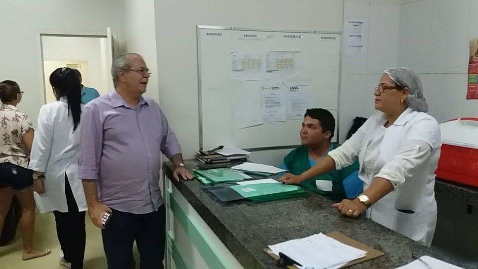 16730581 1746751292214030 2322310781133890158 n - FISCALIZANDO: Deputado Federal Hildo Rocha, visita UPA de Barra do Corda - minuto barra