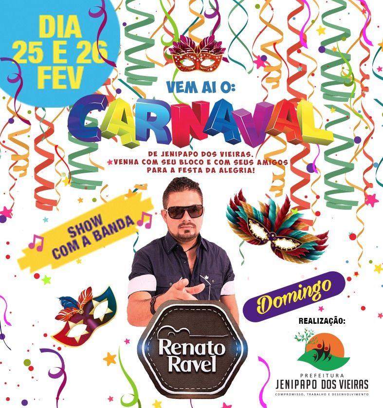 IMG 20170221 WA0014 - Prefeitura de Jenipapo dos Vieiras, se prepara para promover um grande carnaval - minuto barra
