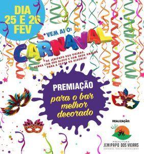 IMG 20170221 WA0015 282x300 - Prefeitura de Jenipapo dos Vieiras, se prepara para promover um grande carnaval - minuto barra