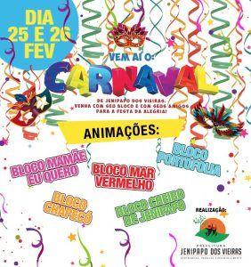 IMG 20170221 WA0016 282x300 - Prefeitura de Jenipapo dos Vieiras, se prepara para promover um grande carnaval - minuto barra