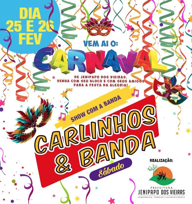 IMG 20170221 WA0017 - Prefeitura de Jenipapo dos Vieiras, se prepara para promover um grande carnaval - minuto barra