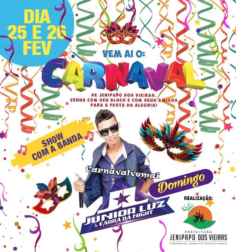 IMG 20170221 WA0018 - Prefeitura de Jenipapo dos Vieiras, se prepara para promover um grande carnaval - minuto barra