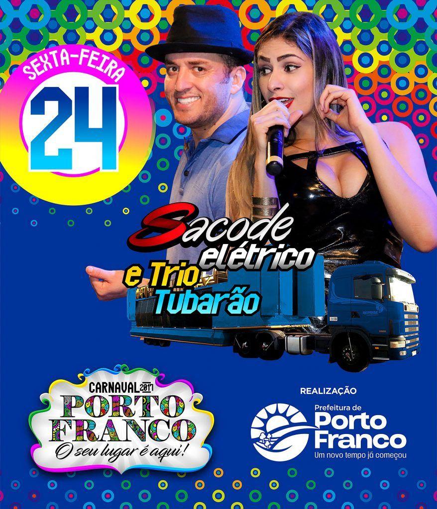 facebook sacode 878x1024 - Carnaval em Porto Franco, promete ser o maior do Maranhão neste final de semana - minuto barra