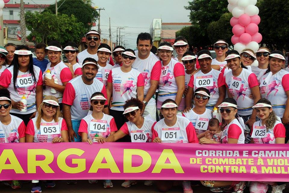 17155659 263603334096566 4460132601126750478 n - Em Porto Franco, ocorreu no último domingo a corrida e caminhadas das mulheres - minuto barra