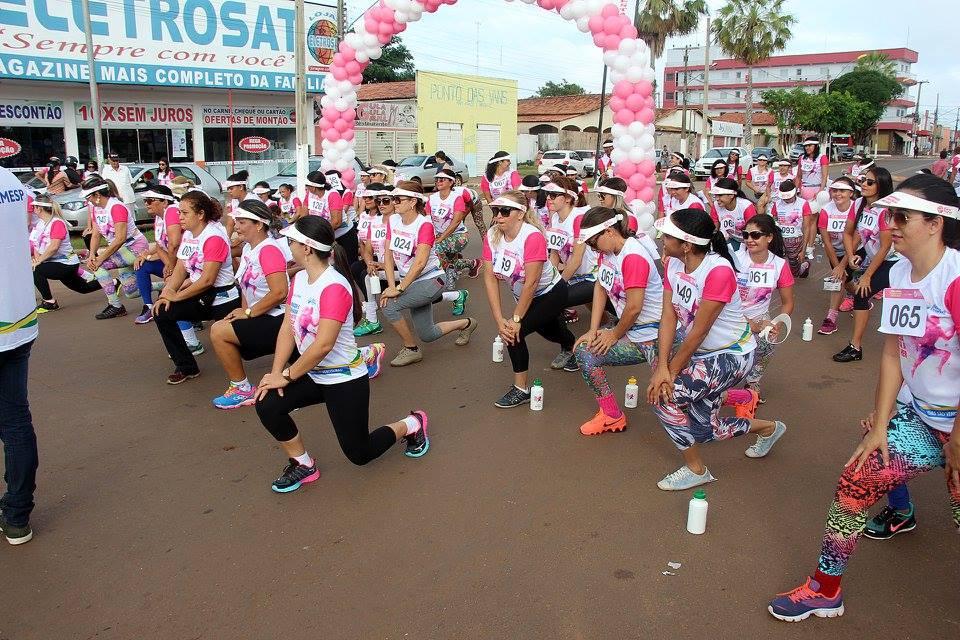 17155726 263604194096480 6007325937169086950 n - Em Porto Franco, ocorreu no último domingo a corrida e caminhadas das mulheres - minuto barra