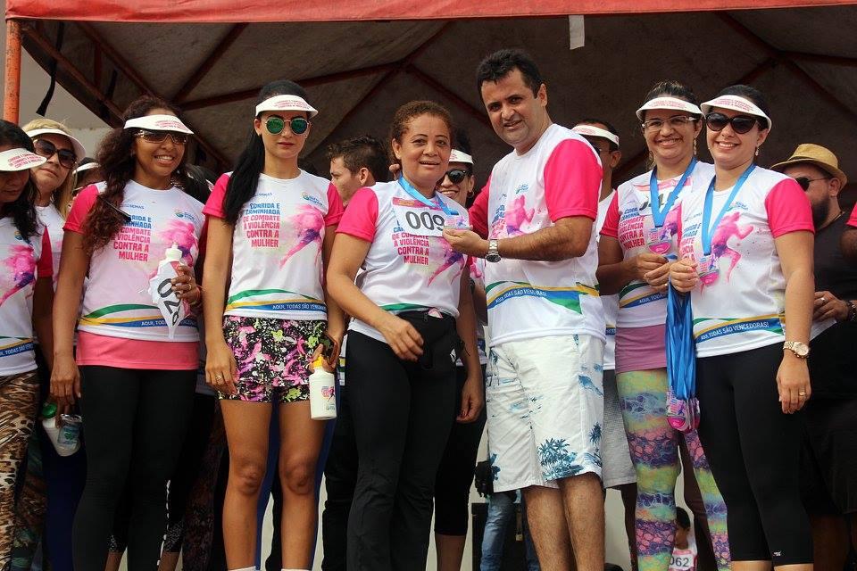 17201303 263603074096592 7475293808177308404 n - Em Porto Franco, ocorreu no último domingo a corrida e caminhadas das mulheres - minuto barra