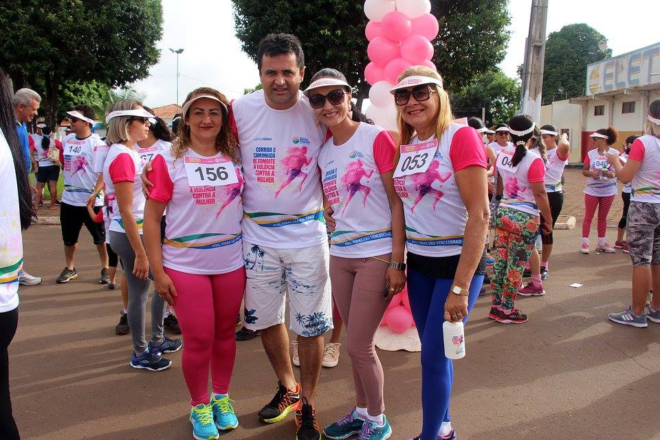 17203191 263603710763195 4990480602779538120 n - Em Porto Franco, ocorreu no último domingo a corrida e caminhadas das mulheres - minuto barra