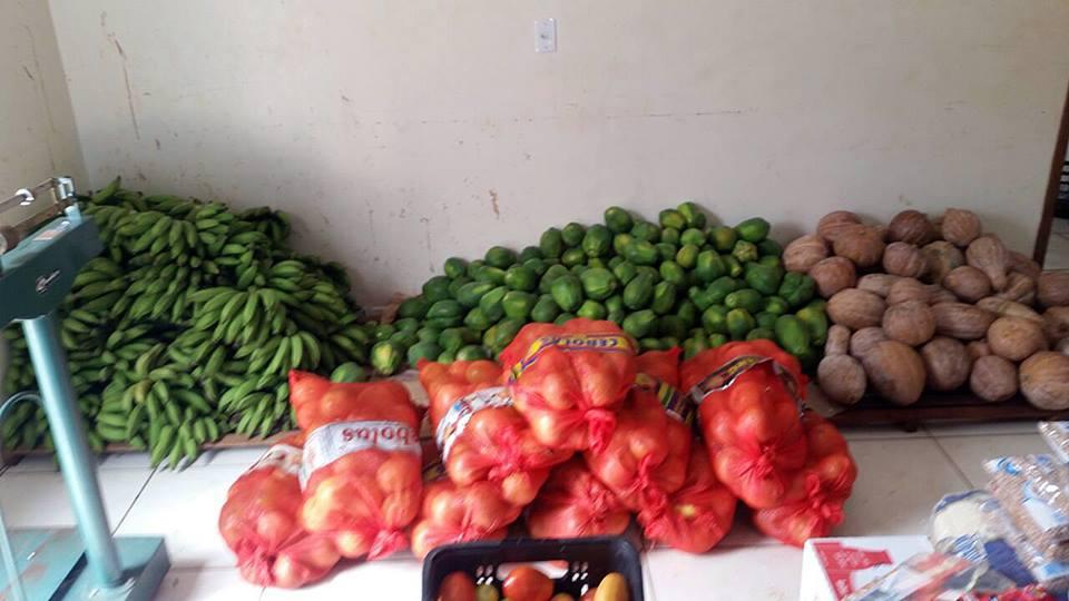 17309150 265024263954473 8672059961682374039 n - Em Porto Franco, comerciantes e produtores da agricultura familiar, fazem doações para a merenda escolar - minuto barra