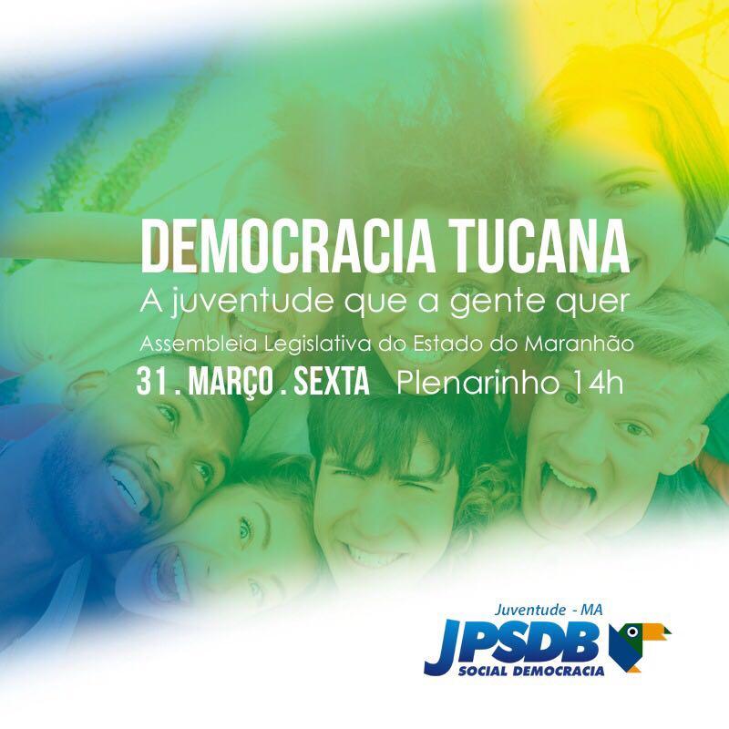 17353273 1767240426831783 5995730210487648216 n - Juventude do PSDB/MA, promove encontrão em favor da independência dos jovens no partido - minuto barra