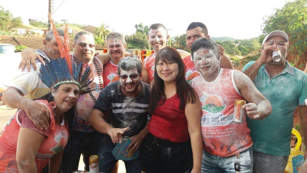 IMG 20170226 WA0021 - Prefeito Moisés do Ventura, promove mega carnaval em Jenipapo dos Vieiras - minuto barra