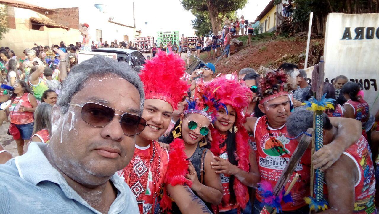 IMG 20170227 WA0006 - Prefeito Moisés do Ventura, promove mega carnaval em Jenipapo dos Vieiras - minuto barra