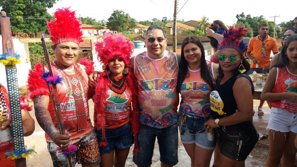 IMG 20170227 WA0008 - Prefeito Moisés do Ventura, promove mega carnaval em Jenipapo dos Vieiras - minuto barra
