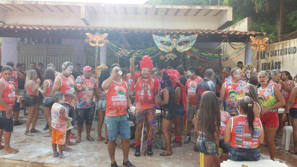 IMG 20170227 WA0010 - Prefeito Moisés do Ventura, promove mega carnaval em Jenipapo dos Vieiras - minuto barra