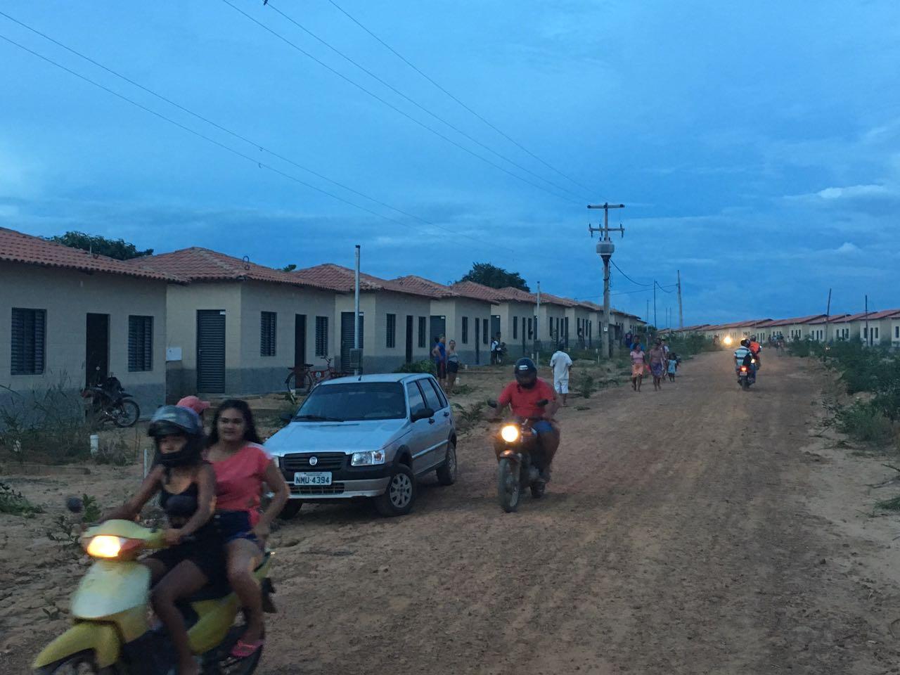 IMG 20170228 WA0023 - INVASÃO: Casas do MINHA CASA MINHA VIDA são invadidas em Barra do Corda - minuto barra
