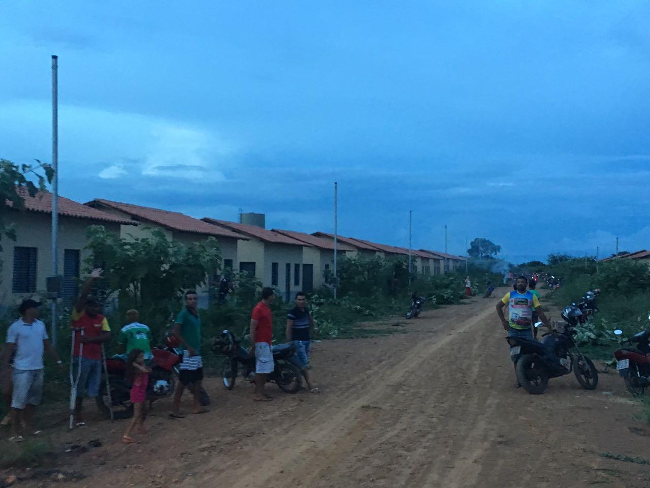 IMG 20170228 WA0028 - INVASÃO: Casas do MINHA CASA MINHA VIDA são invadidas em Barra do Corda - minuto barra
