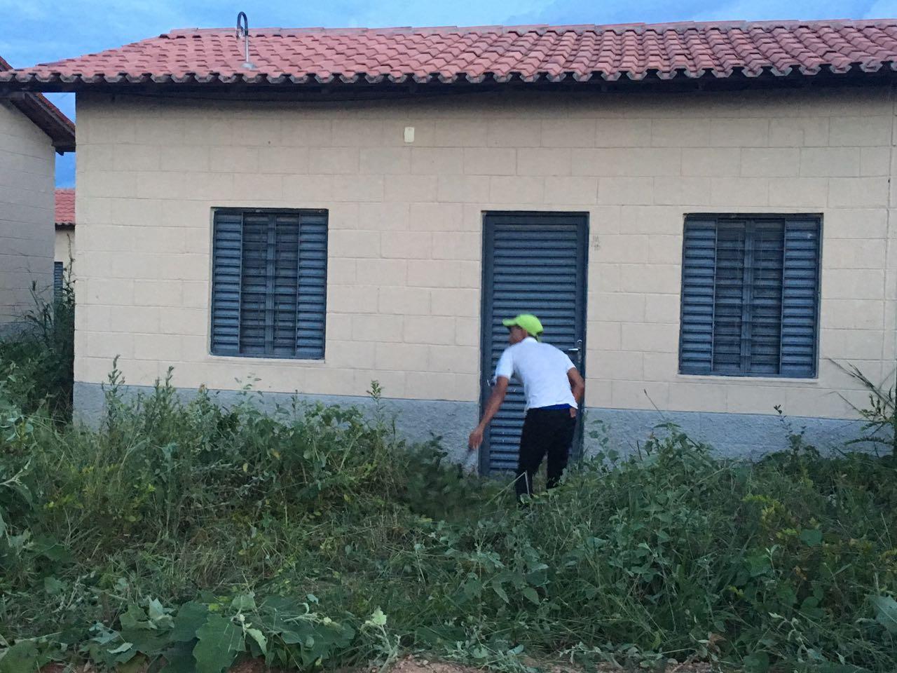 IMG 20170228 WA0034 - INVASÃO: Casas do MINHA CASA MINHA VIDA são invadidas em Barra do Corda - minuto barra