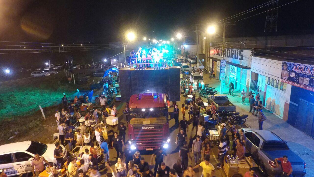 IMG 20170301 WA0022 - Carnaval de Porto Franco, entra para história como um dos maiores do Maranhão - minuto barra
