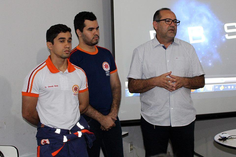 17626282 271907563266143 8197076494156538589 n - SAMU: Em Porto Franco, profissionais passam por capacitação - minuto barra
