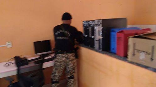 17951550 1778523892370103 683512891357842994 n - Polícia faz buscas na casa do ex-contador da Prefeitura de Porto Franco - minuto barra