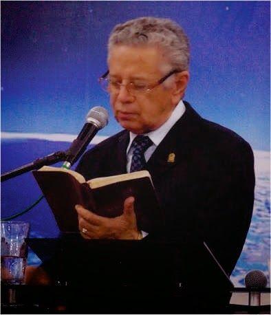 5 - Pastor Pedro Aldir do Maranhão é eleito vice-presidente da CGADB - minuto barra
