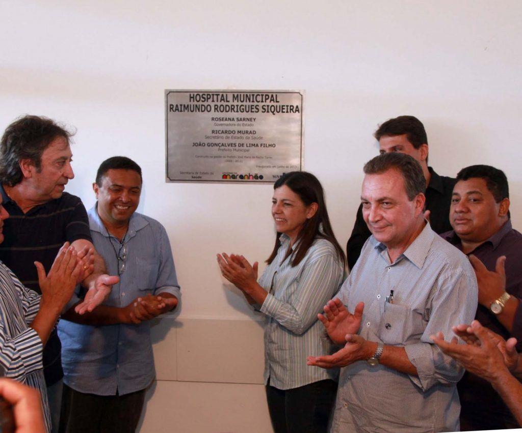 hospital inaugurado 1024x851 - Flávio Dino vai a Itaipava inaugurar estrada que Roseana mandou asfaltar - minuto barra