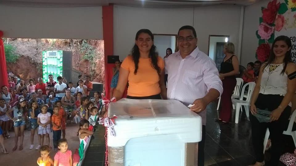 18485761 1791265727762586 6911574932772586009 n - Prefeito Moisés do Ventura promove festa para mais de 1.400 mães em Jenipapo dos Vieiras - minuto barra