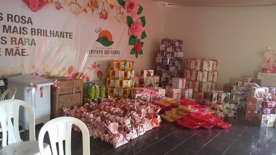 18485823 1791265644429261 5749916675795653271 n - Prefeito Moisés do Ventura promove festa para mais de 1.400 mães em Jenipapo dos Vieiras - minuto barra