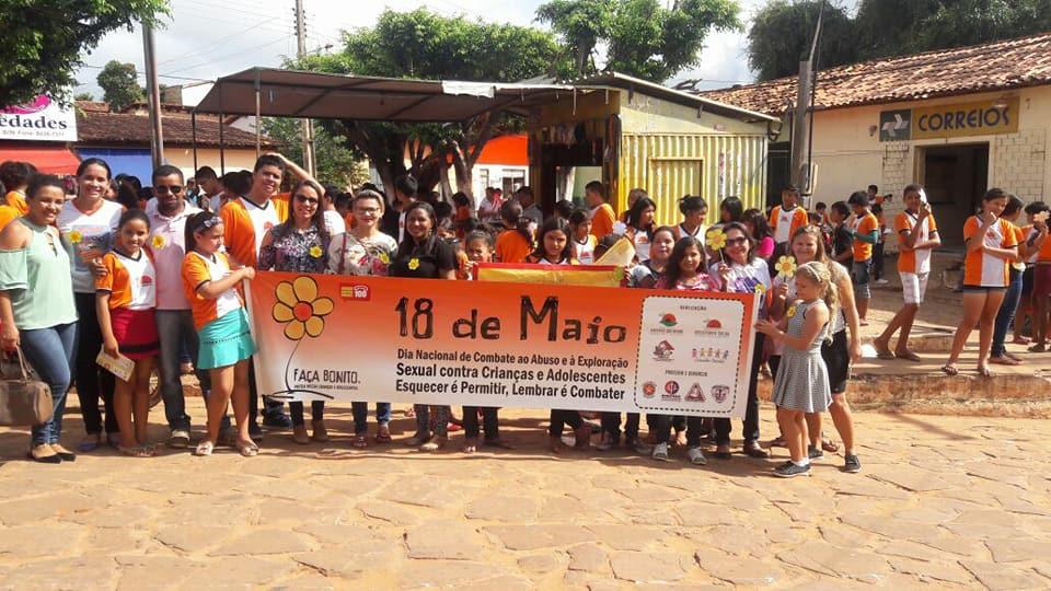 18485837 1792753994280426 2454396143407537001 n - Prefeitura de Jenipapo dos Vieiras promove campanha em Combate ao Abuso e Exploração Sexual contra menores - minuto barra