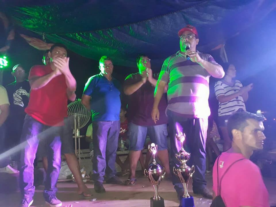 18582366 1794584437430715 7813970071234933436 n - Prefeito Moisés participa da final de campeonato do Povoado Jacaré - minuto barra