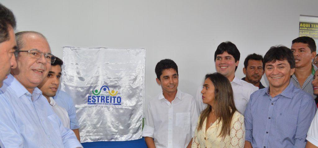 DSC 0983 1024x477 - Hildo Rocha participa de inaugurações em Estreito - minuto barra
