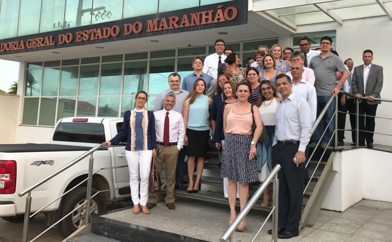 IMG 20170517 WA0010 - Procuradores do Estado do MA entregam cargos comissionados e entram em estado de greve - minuto barra