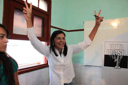 roseana surra - De goleada: Roseana vence no Tribunal por 7 votos a 0 - minuto barra