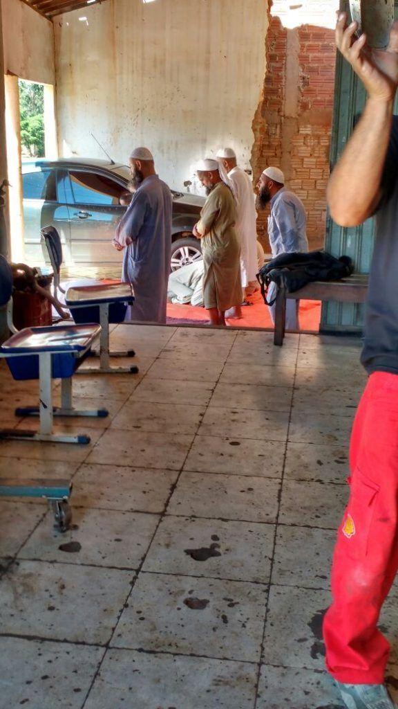 IMG 20170613 WA0012 576x1024 - EXCLUSIVO!!! Muçulmanos chegam em Barra do Corda e provocam medo nas pessoas - minuto barra