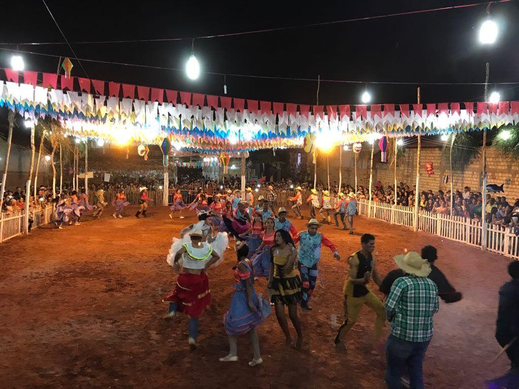 IMG 20170627 WA0019 1024x768 - Em Jenipapo dos Vieiras, São João sendo realizado com grande sucesso - minuto barra