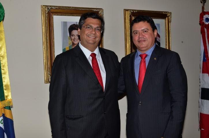 aa04e0f164f99f53cb5999b9fb617276 - Deputado Rigo Teles não comparece em evento de Flávio Dino em Barra do Corda - minuto barra