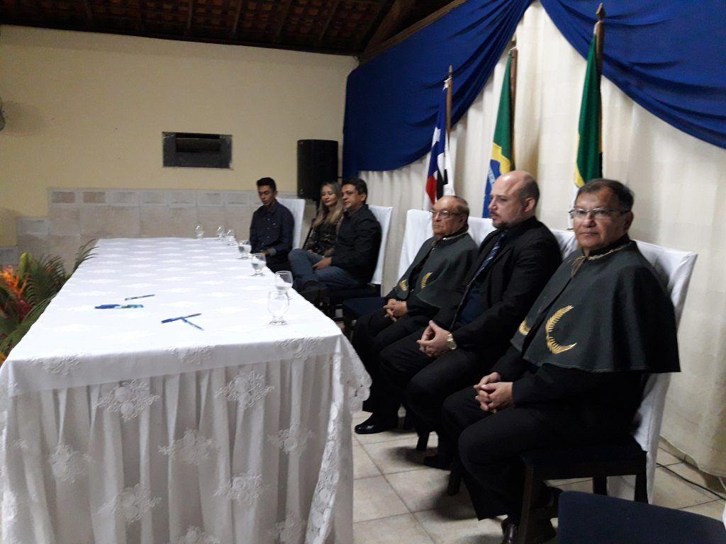 20170728 205109 1024x768 - Academia de Letras em Barra do Corda comemora 25 anos com a posse de um embaixador e um militar - minuto barra