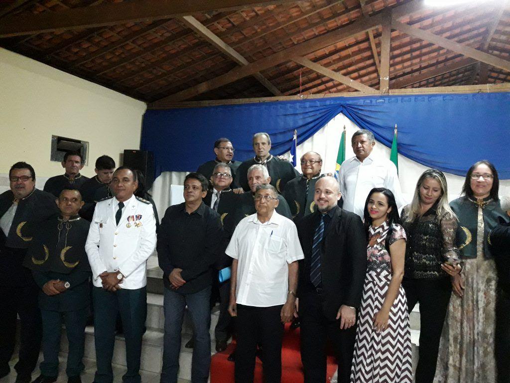 20170728 223655 1024x768 - Academia de Letras em Barra do Corda comemora 25 anos com a posse de um embaixador e um militar - minuto barra