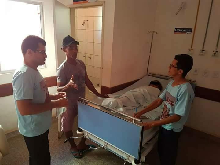 FB IMG 1500287488428 - GRAJAÚ: Criança de 8 anos é estuprada por criminoso de 20 anos e levada ao hospital - minuto barra