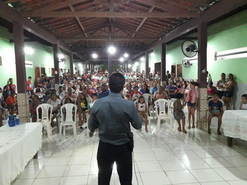 20170830 194629 1024x768 - Delegado Renilton Ferreira se reúne com moradores do Povoado Boa Sorte para combater ondas de assaltos - minuto barra