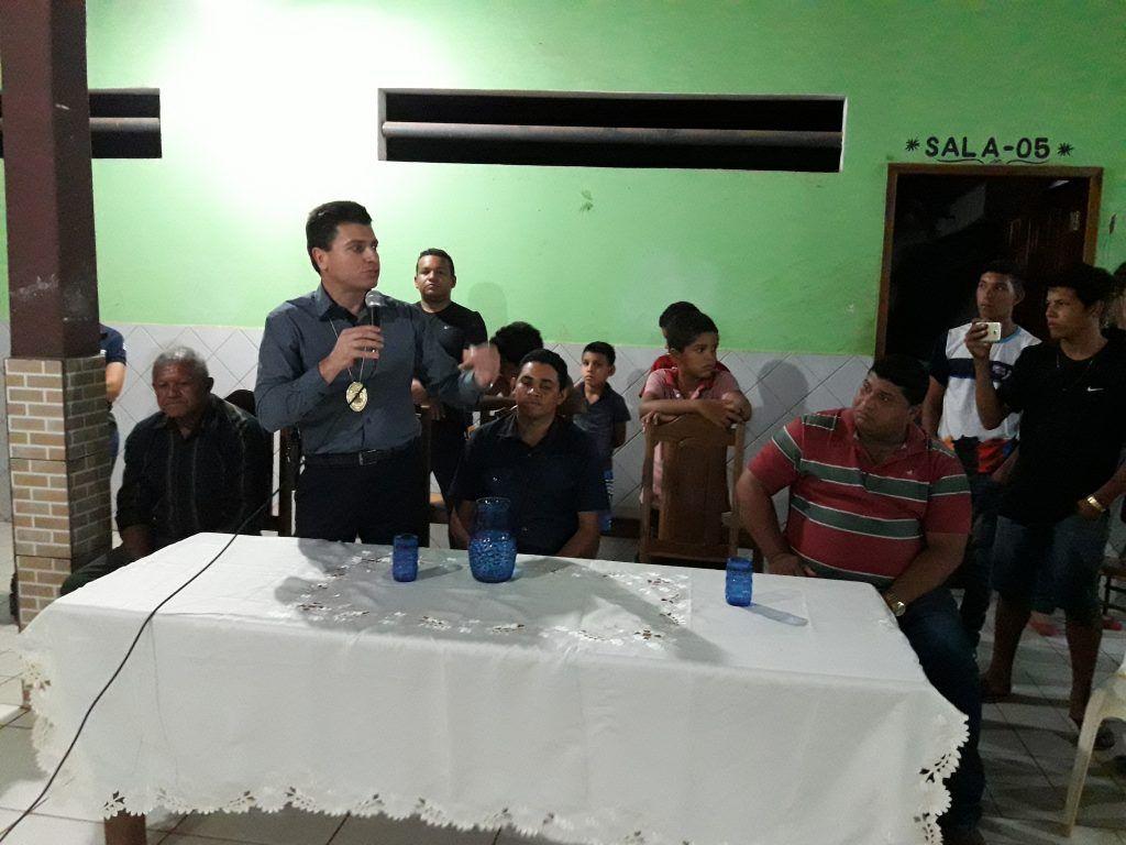 20170830 202931 1024x768 - Delegado Renilton Ferreira se reúne com moradores do Povoado Boa Sorte para combater ondas de assaltos - minuto barra