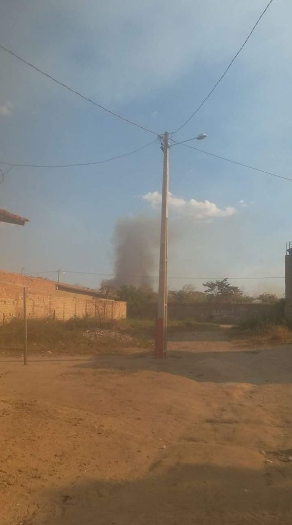 FB IMG 1504208905513 569x1024 - Autoridades perdem o controle das queimadas e recebem críticas em Barra do Corda - minuto barra