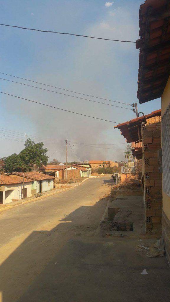 received 2011629672407745 576x1024 - Autoridades perdem o controle das queimadas e recebem críticas em Barra do Corda - minuto barra