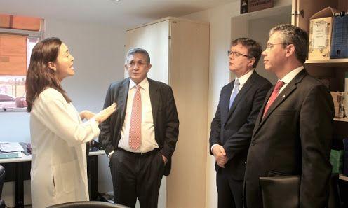 unnamed 2 - Juiz Sebastião Bonfim recebe Ministro do STJ no fórum de São Luís - minuto barra