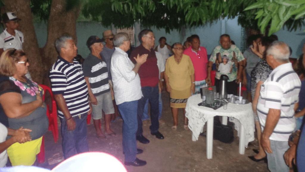 DUQUE BACELAR • 07 09 2017 03 1024x579 - Hildo Rocha participa de ato cívico em Itapecuru-Mirim e visita lideranças de Duque Bacelar - minuto barra