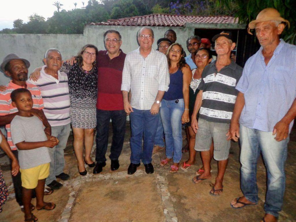 DUQUE BACELAR • 07 09 2017 04 1024x768 - Hildo Rocha participa de ato cívico em Itapecuru-Mirim e visita lideranças de Duque Bacelar - minuto barra